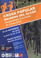 Cross Popular Mairena del Alcor SUB10 a SUB16