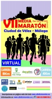 VII Media Maratón Vélez Málaga VIRTUAL