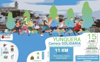 Carrera Solidaria Yunquera 2019 JUNIOR A VETERANO